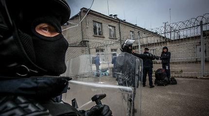 Pravieniškėse kilo neramumų: sužeisti nuteistieji, įvestos papildomos pajėgos