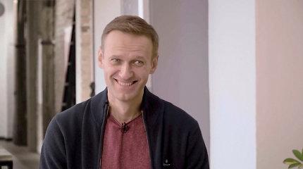 Vokietija ir Prancūzija tiesiogiai apkaltino Rusiją dėl A.Navalno apnuodijimo