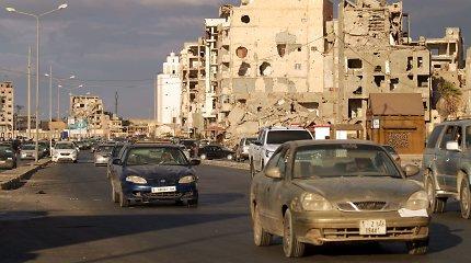 Tunise prasidėjo derybos dėl Libijos politinės ateities