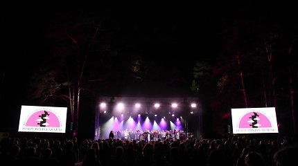 """""""Purpurinio vakaro"""" festivalyje V.Landsbergis pakartojo: """"Kūrybą reikia išjausti"""""""