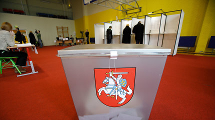 Didžiųjų miestų merų rinkimai: lažybininkai intrigos nemato, bet jų klientai renkasi staigmenas