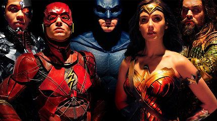 """Superherojus suvienysiančioje """"Teisingumo lygoje"""" – 3 """"Oskarų"""" laimėtojai ir 4 nominantai"""