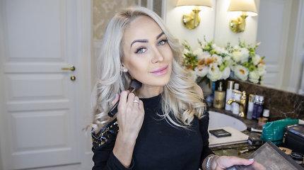 Oksana Pikul netrukus atidarys savo grožio saloną: jam taupė pusę gyvenimo