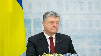 Ukrainos prezidento rinkimai: kas turi daugiausiai šansų pakeisti P.Porošenką?