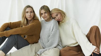 Danutė, Akvilė ir Sandra sukūrė išskirtinį mezginių verslą – įdarbino regionų moteris ir garsina Lietuvą pasaulyje