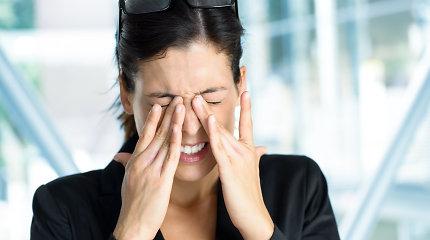 Migreną provokuojantys veiksniai – nuo emocinės įtampos iki hormoninių pokyčių