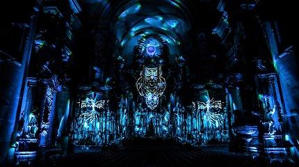 Muzikos ir šviesų spektaklis pagal Hario Poterio ir Spragtuko muziką