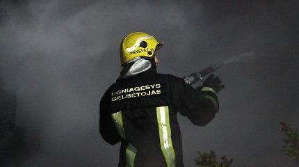 Ugniagesiams perka abejotinos kokybės aprangą – įtariama, kad tiekėjas pasirinktas ne šiaip sau