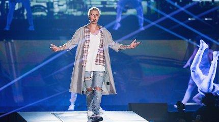 """Justinas Bieberis po ilgos pertraukos sugrįžo į sceną: """"Tai sunkiausias periodas mano gyvenime"""""""