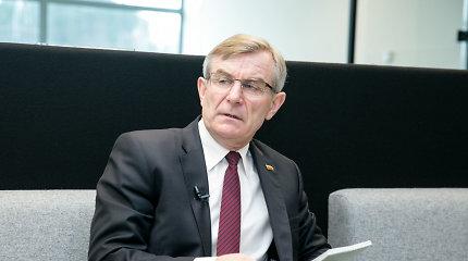V. Pranckietis: VSD medžiaga apie R.Jancevičių menkina pasitikėjimą prokuratūra