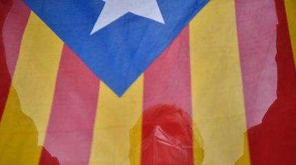 Ispanijoje – dešiniųjų protestai dėl planų suteikti malonę Katalonijos separatistams