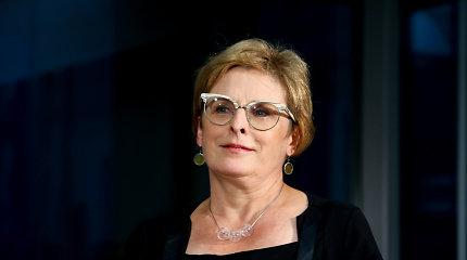 Rūta Vanagaitė rašo naują knygą apie Holokaustą Lietuvoje