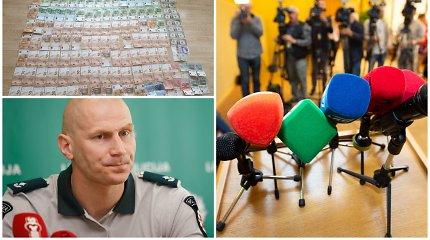 Atskleista daugiau detalių apie Kauno policiją krečiantį skandalą: sulaikyti anksčiau buvo teisti