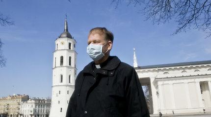 Vyskupai kviečia melstis už pandemijos aukas