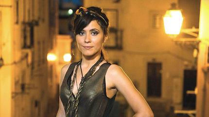 Lietuviams brazilė Marija Emilija įrodys, kad portugališkasis fado gali gydyti sielą