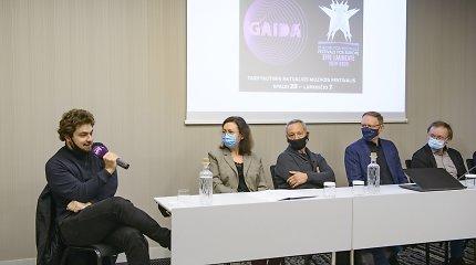 """Aktualios muzikos festivalis """"Gaida 2021"""": nuo pasaulinio lygio atlikėjų iki elektroninės muzikos koncertų"""