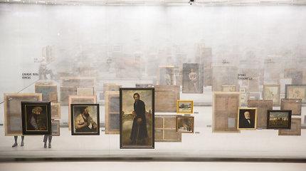 Dvi Nacionalinės dailės galerijos parodos: apie meilę Vilniui ir Vilnių dailėje