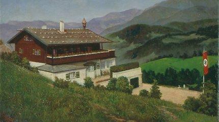 Ką daryti su A.Hitlerio rezidencija Alpėse, į kurią plūsta neonaciai?