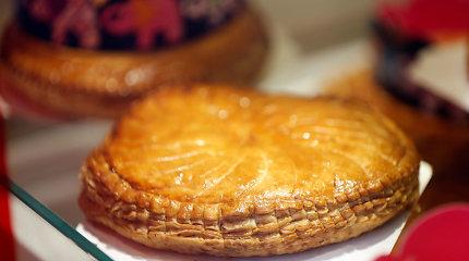 Paprasčiau, nei galvojote: prancūziškas migdolinis pyragas Trijų Karalių šventei