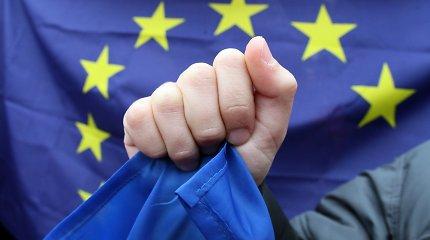 ES ministrai nepalaikė Italijos raginimo keisti biudžeto taisykles