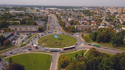 Įvertino eismo pakeitimus: Vilniaus žiedinių sankryžų baubai nyksta