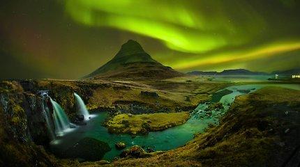 Bilietai į Islandiją dabar dešimt kartų pigesni nei vasarą: ar verta ten vykti žiemą?