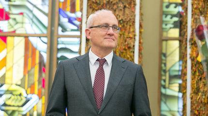 S.Jakeliūnas prašys Vyriausybės skųsti prokurorų sprendimą dėl VILIBOR