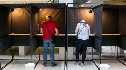 Prezidento rinkimai ištraukė rinkimus į Europos Parlamentą
