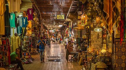 """Knygos """"Madraso deimantas"""" pėdsakais – Maroko vietos, kurias verta aplankyti"""