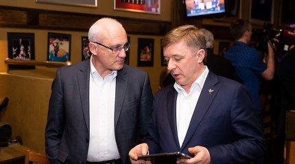 R.Karbauskis džiaugiasi S.Jakeliūno sprendimu: jis gali pasitarnauti ne tik Lietuvai