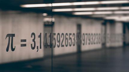Apskaičiuota rekordinė matematinės konstantos π reikšmė – 68,2 trilijonai skaitmenų