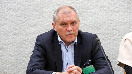 R.Šidlauskas atšauktas iš Prekybos, pramonės ir amatų rūmų asociacijos vadovo pareigų