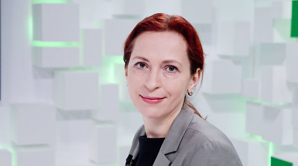 Pirmosios ponios D.Nausėdienės komunikacija rūpinsis žurnalistė R.Statkuvienė