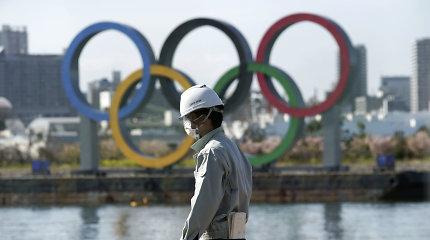 Tokijas paneigė esąs pasirengęs padengti su olimpiados atidėjimu susijusias išlaidas
