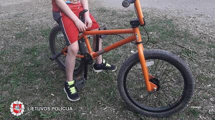 Policija neranda iš jauno panevėžiečio pagrobto dviračio – gal pagelbės paprasti žmonės?