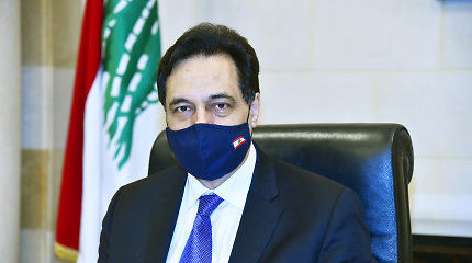 Libano premjero biuras: H.Diabas rėmėsi neoficialia informacija apie FTB tyrimą