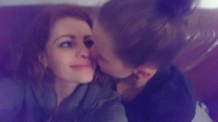 """Mes lygūs. Tuoktis besiruošiančios Rimantė ir Katharina: """"Bučiuokitės į sveikatą!"""""""