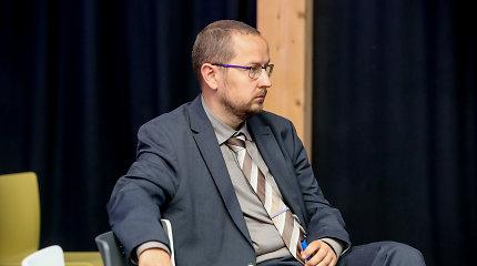 Radijo ir televizijos komisijos pirmininku siūloma skirti M.Martišių