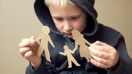 Kaip užtikrinti vaiko teises tėvų skyrybų atveju?