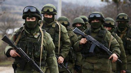 Rusai Krymo aneksija didžiuojasi labiau nei pirmuoju žmogumi kosmose ar literatūra