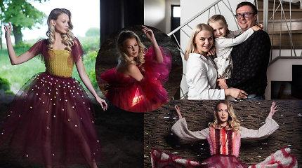 R.Jampolskė apsigynė baigiamąjį darbą: įgijo dizainerės specialybę