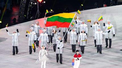 9 lietuviai Pjongčango olimpinėse žaidynėse: susipažinkite – kas jie?