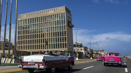 CŽV nušalino Vienos atstovybės vadovą dėl netinkamo atsako į Havanos sindromo atvejus
