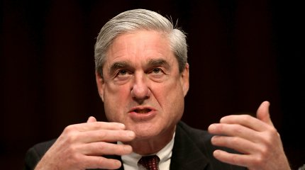 Tyrimui dėl Rusijos vadovaujantis JAV specialusis prokuroras R.Muelleris mažina savo komandą
