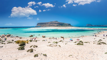 10 geriausių paplūdimių Europoje