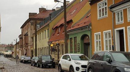Klaipėdos senamiestyje – dar neregėta gatvių rekonstrukcijų gausa