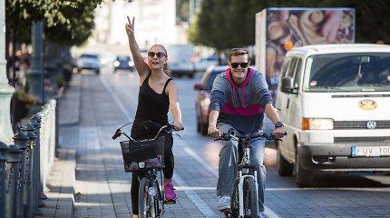 Planas, kurį įgyvendinus, miesto gyventojai taptų ir sveikesni, ir laimingesni