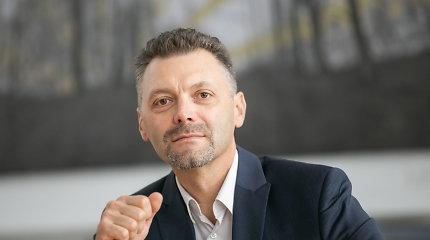 """Savivaldybės įmonei """"Vilniaus planas"""" vadovaus Marius Vaivada"""
