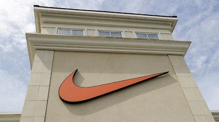 """""""Nike"""" pajamos per metus augo 16 proc. – mažiau nei prognozuota"""