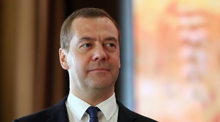 D.Medvedevas: Kuba gali kliautis Rusija